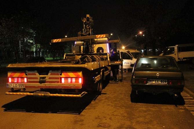 Polis alkollü sürücülere ceza yağdırdı