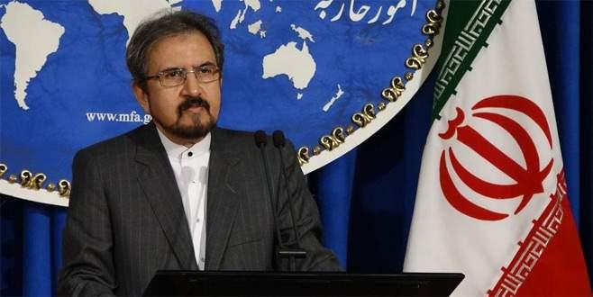 İran'dan  Suriye resti