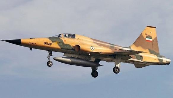 İran`dan IŞİD`e hava saldırısı