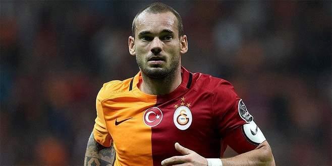 Futbolu bırakan Wesley Sneijder'in son hali herkesi şaşırttı!