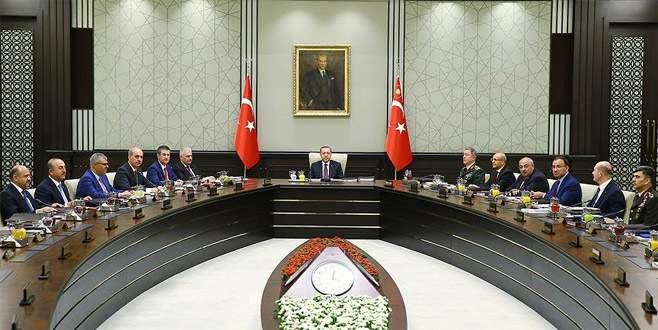 'Türkiye, sınırında terör devleti kurulmasına asla izin vermeyecek'
