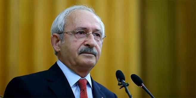 Kılıçdaroğlu'dan İçişleri Bakanı Soylu'ya suç duyurusu