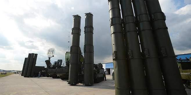 Rusya'dan Kırım için S-400 hamlesi