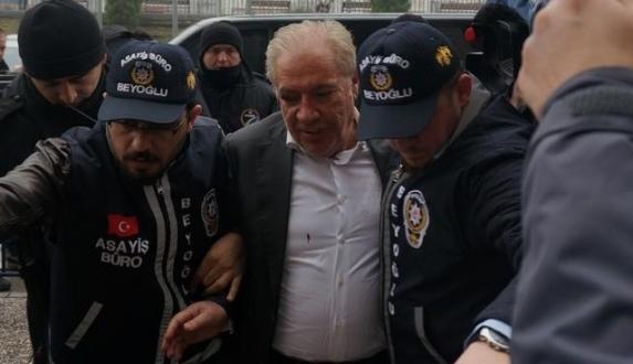 Feyzi İşbaşaran tutuklandı