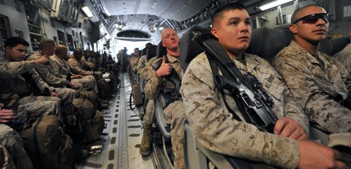 ABD, Irak'a bin 500  asker daha gönderiyor