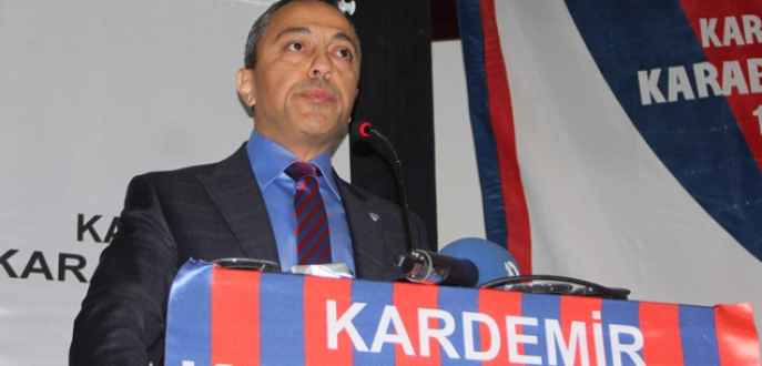 'Bursaspor ciddi rakip'