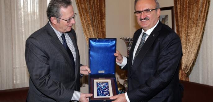 Türkiye ile Belçika ilişkileri iyi seviyede