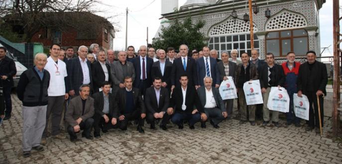 Büyükşehir'den 'sağlık' projesi