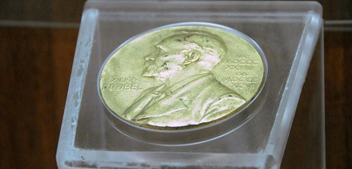 Nobel madalyasını sahibine geri vereceğim