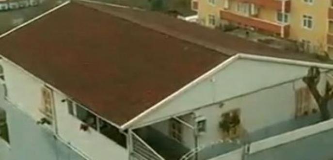 İstanbul'un göbeğinde dehşet evi