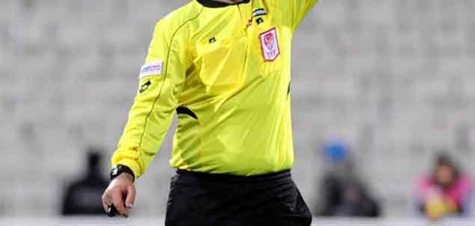 K.Karabükspor maçının hakemi belli oldu
