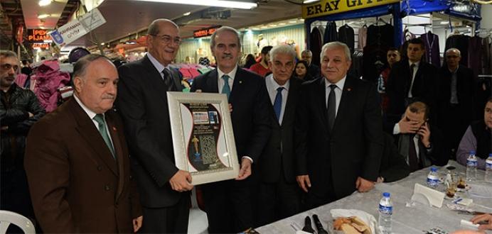 Kapalı çarşının değeri Büyükşehir'le artıyor
