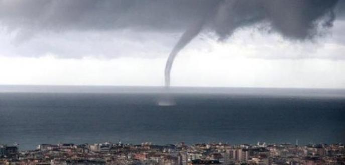 Alanya'da korkutan görüntü