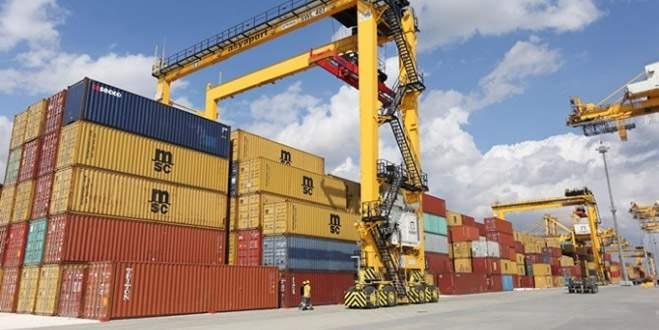 12,6 milyar dolar ihracat, 21,4 milyar dolar ithalat