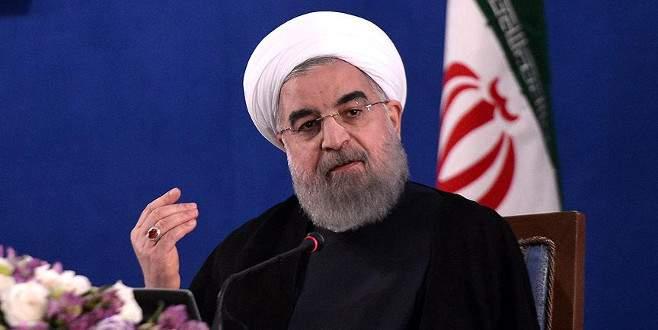 Ruhani'den sert açıklama! Boyun eğmeyeceğiz