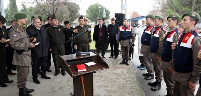 Jandarma Asayiş Timleri görevde