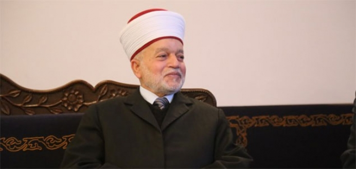 'Mescid-i Aksa'ya saldırı İslam ülkelerine saldırıdır'