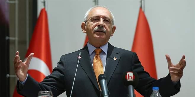 Basına kapalı toplantıda Kılıçdaroğlu başkanlardan ne istedi?