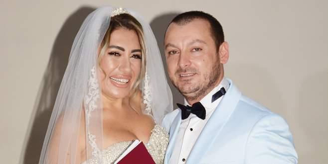 Yıldırım nikahıyla evlendi