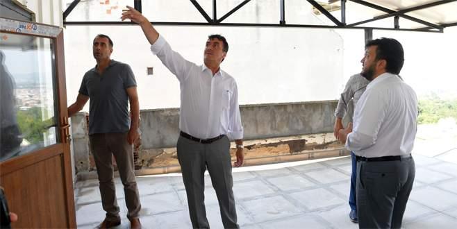 Osmangazi Belediyesi'nden öğrencilere yurt