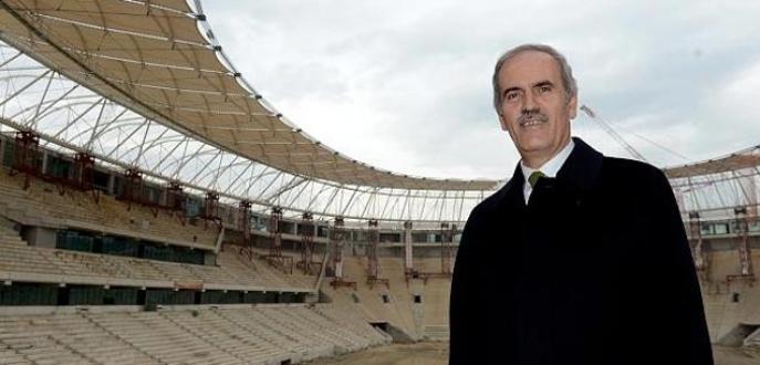 Timsah Arena'ya Real Madrid'li açılış!