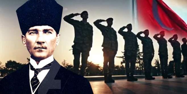 Reyting rekortmeni dizi, Atatürk'e özel video hazırladı