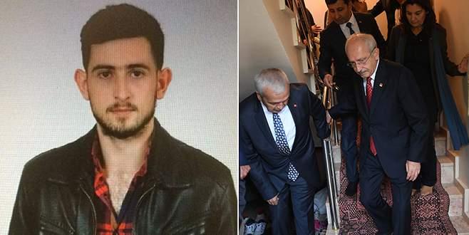 Kılıçdaroğlu, Bursa'da şehit ailesini ziyaret etti