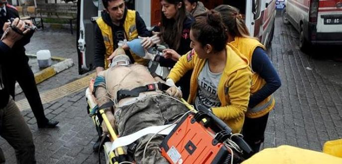 Maden ocağında göçük:1 işçi öldü