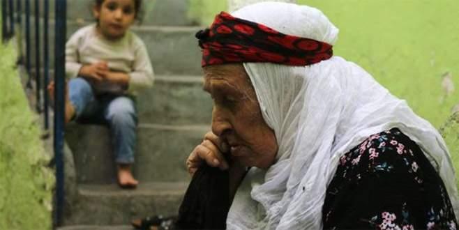 Kaç yüz tane torunu olduğu ve yaşı bilinmiyordu! Şahe nine hayatını kaybetti