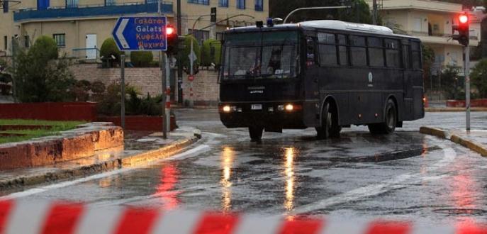 İsrail Büyükelçiliği'ne  kalaşnikoflu saldırı