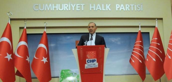 CHP'den Arınç'a teşekkür