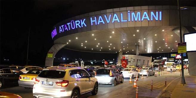 Atatürk Havalimanı saldırısında 6 tahliye