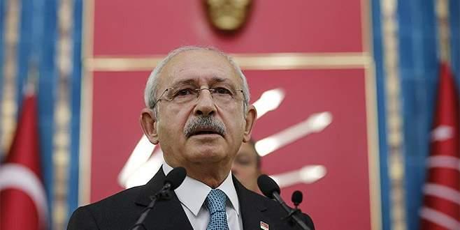 Kılıçdaroğlu'ndan olağanüstü toplantı çağrısı