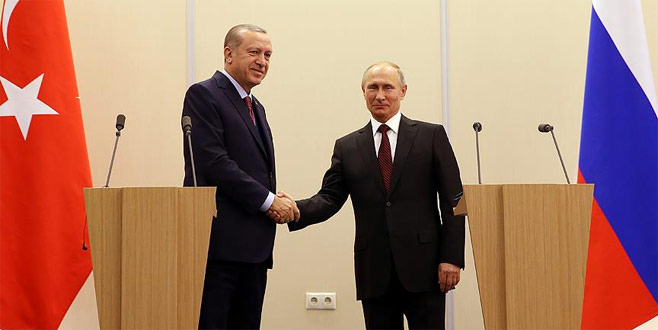 Kremlin'den Putin-Erdoğan görüşmesi açıklaması