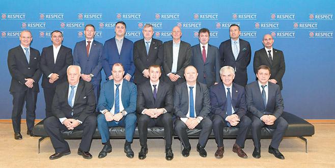 UEFA'da Türk sesleri