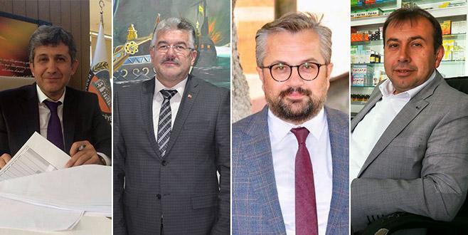 AK Parti'de dört ilçenin başkan adayı belli oldu