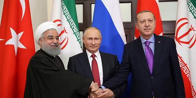 Suriye'de kartları Putin dağıtıyor