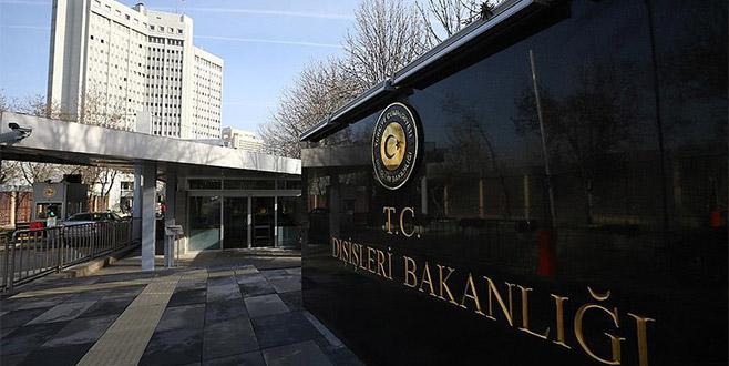 Kudüs kararı sonrası Türkiye'den ABD'ye ilk tepki