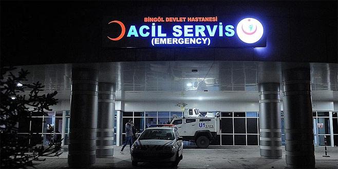 Bingöl'de zırhlı araç devrildi: 1 asker şehit