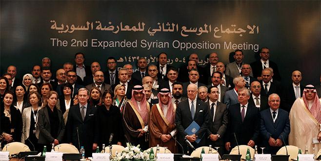 Esad'a karşı birleştiler