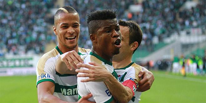 Bursaspor, yenilmezlik serisini 6 maça çıkarmak istiyor