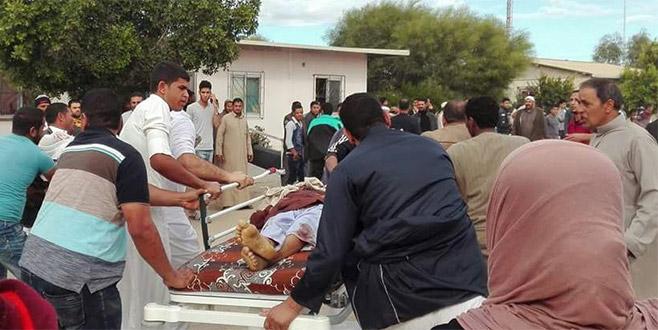 Mısır'daki cami katliamında ölü sayısı 305'e yükseldi