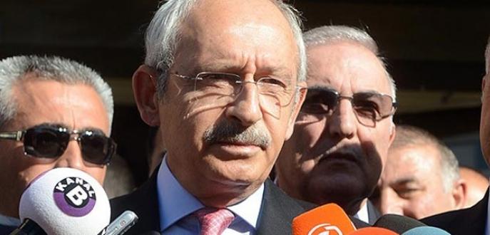Kılıçdaroğlu'ndan 'operasyon' yorumu