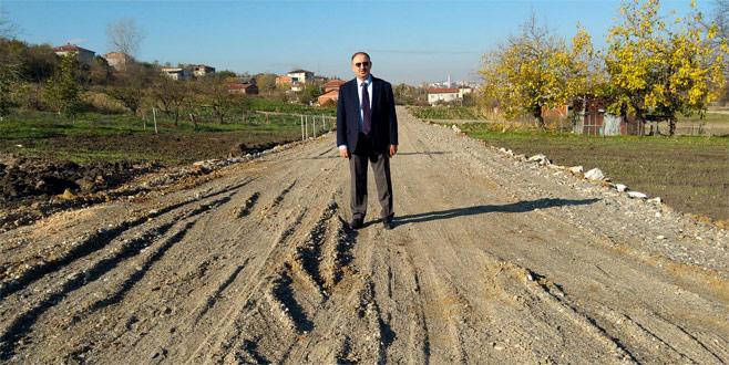 Mustafakemalpaşa'da yeni yol seferberliği