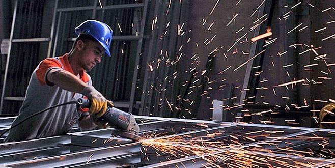Sanayi üretimi martta arttı