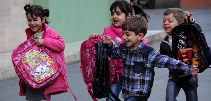Bursa'da 4 bin Suriyeli öğrenci var