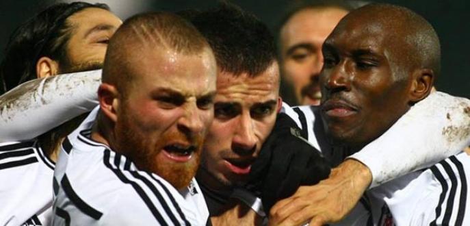 Beşiktaş zirveyi sevdi