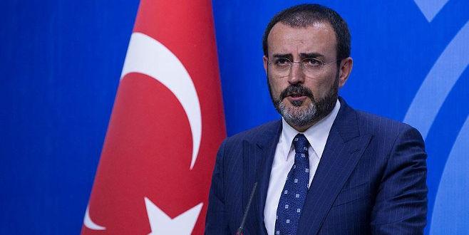 AK Parti Sözcüsü Ünal: Herkes parmağına sahip çıksın