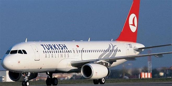 THY'nin 2 uçağı başka havalimanına yönlendirildi