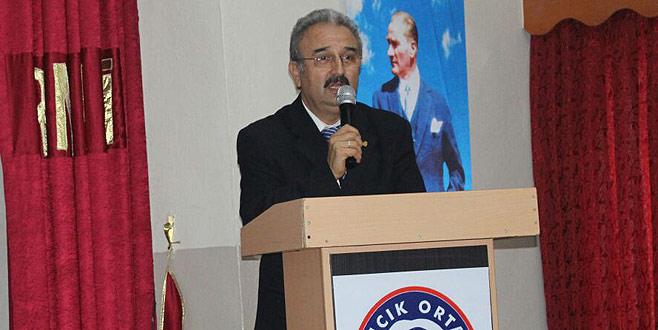 Bursa Kent Konseyi'den Harmancık'a eğitim desteği